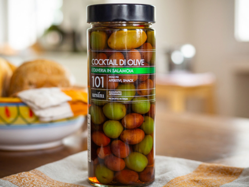 Ursini Cocktail di Olive is brought to you by Heart of Abruzzo